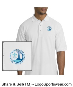 NOGS Logo Polo Shirt Design Zoom